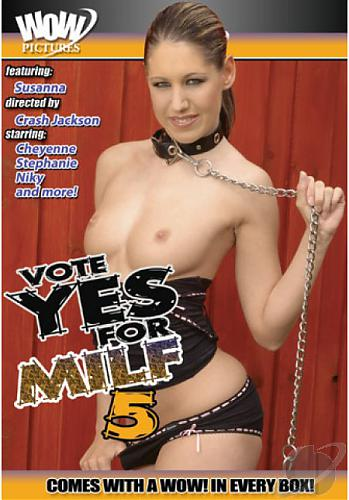 Vote Yes For MILF #5 / Скажи Мамочкам ДА #5  DVDRip
