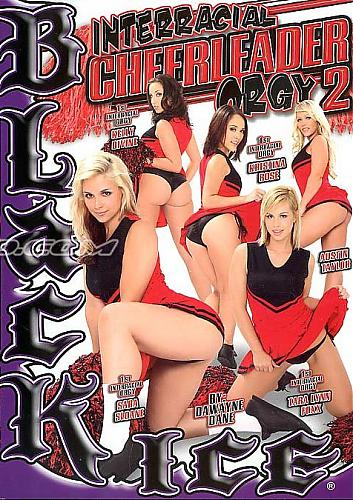 Interracial Cheerleader Orgy 2  DVDRip
