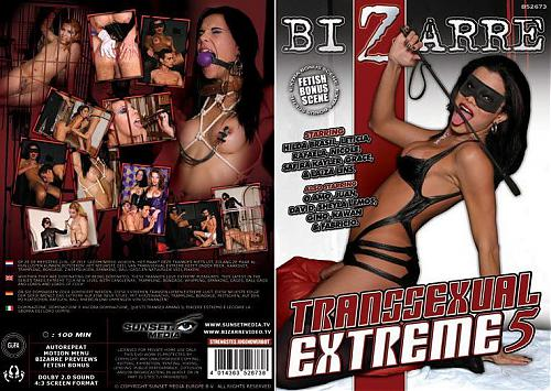 Transsexual Extreme # 5.