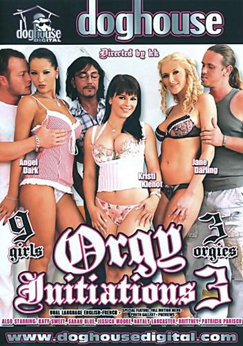 Orgy Initiations 3
