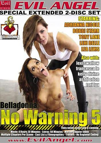 No Warning 5 Disc1