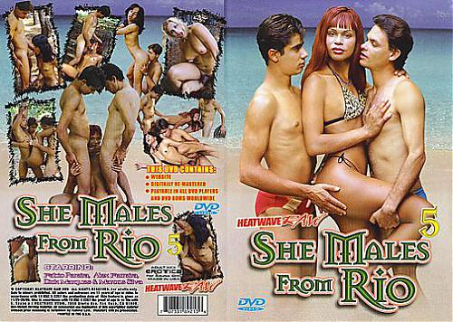 She Males From Rio 5
