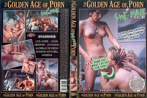 Golden Age Of She-Male Porn Volume 2