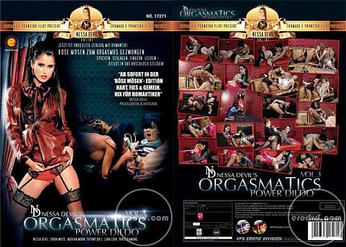 Nessa Devil's Orgasmatics Power Dildo Vol. 3