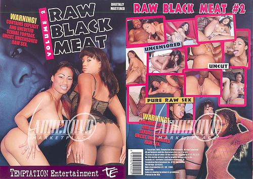 Raw Black Meat # 2
