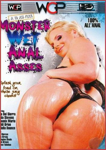 West Coast Productions - Monsters Wet Anal Ases
