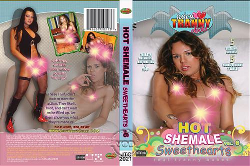 Hot Shemale Sweethearts Vol. 6
