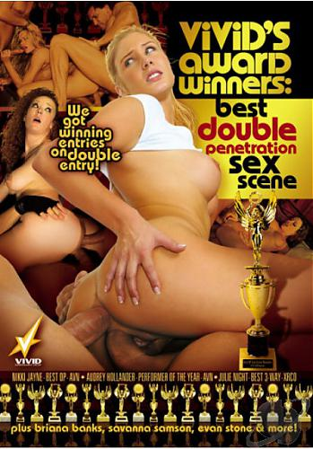 Vivid's Award Winners: Best Double Penetration Sex Scene