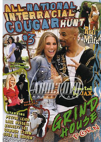 All National Interracial Cougar Hunt 3