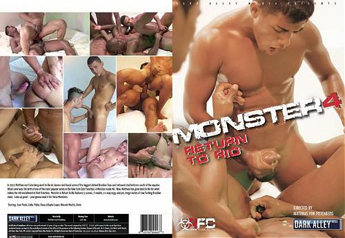 A Monster Inside Me 4: Return To Rio
