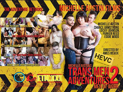 Trans Men Adventures 2: Men at Work