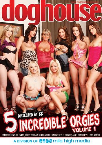 5 Incredible Orgies #1
